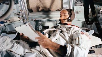 Muere Michael Collins el astronauta que nos llevo a la Luna y que sonaba con viajar a Marte