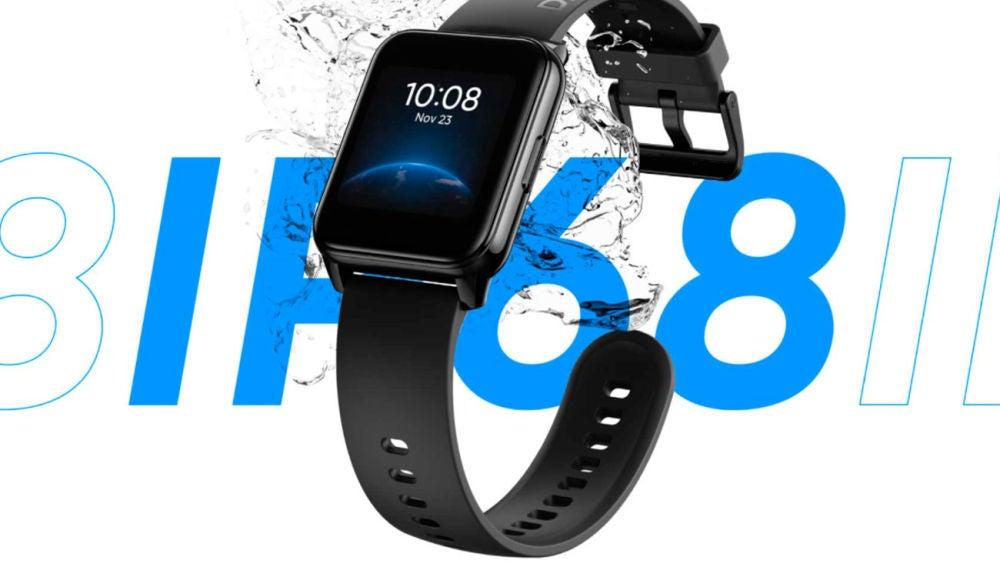 El nuevo Realme Watch 2 llega con más batería y un precio ajustado