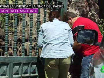 Registran la vivienda del padre de las niñas desaparecidas en Tenerife