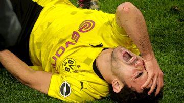 Mateu Morey, del Borussia Dortmund