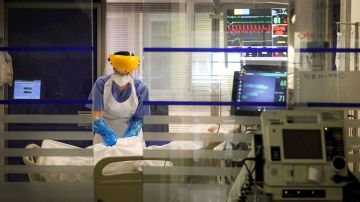 Imagen de archivo de una sanitaria