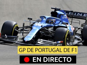 Fernando Alonso, piloto de Alpine
