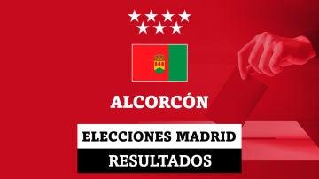 Resultados de las elecciones en Alcorcón