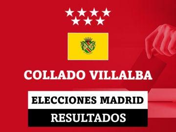 Resultados de las elecciones en Collado Villalba