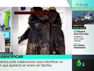 La Ertzaintza pide colaboración para identificar un cadáver hallado en Barrika