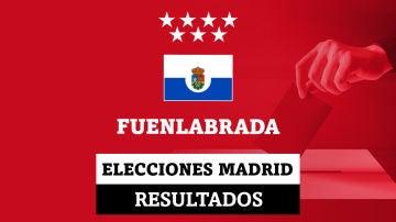 Resultados de las elecciones en Fuenlabrada