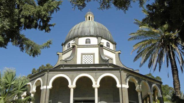 Iglesia de las Bienaventuranzas