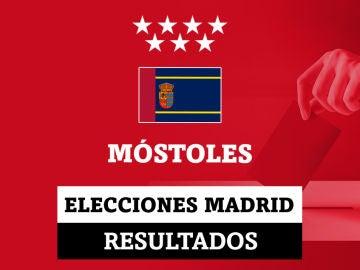 Resultados de las elecciones en Móstoles