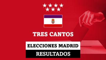 Resultados de las elecciones en Tres Cantos