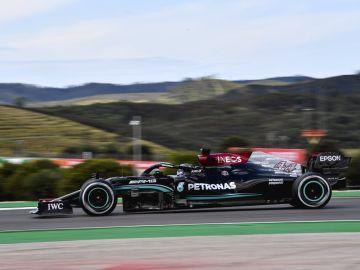 Lewis Hamilton gana el GP de Portugal