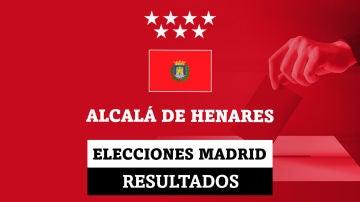 Resultados de las elecciones en Alcalá de Henares