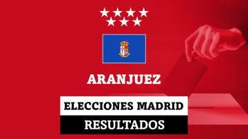 Resultados de las elecciones en Aranjuez