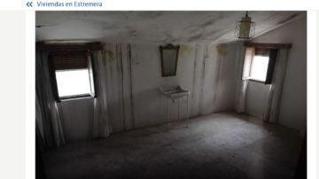 El lúgubre chalet por 150 euros al mes en la Comunidad de Madrid que aterroriza a las redes sociales