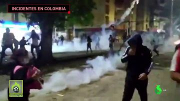 Colombia fútbol