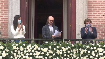 El pregón de Santiago Segura en Madrid