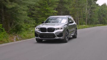 BMW X3 Competition