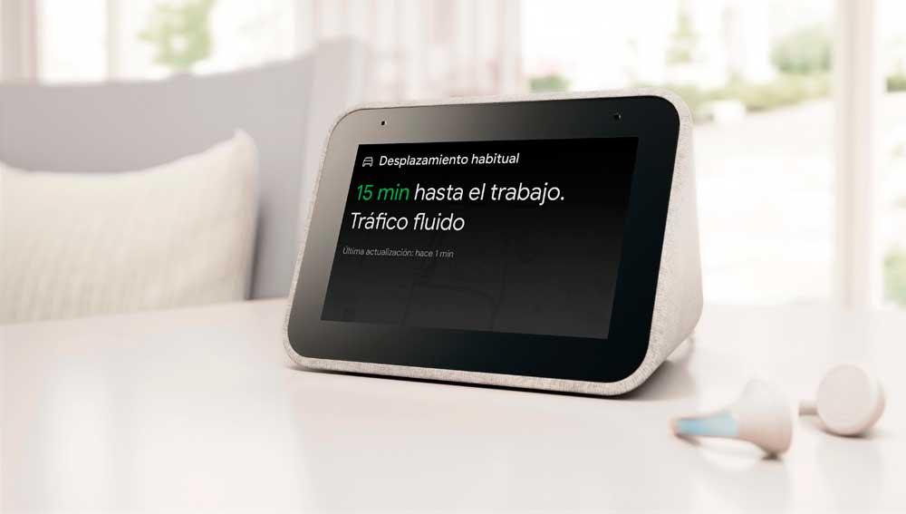 Pantalla inteligente Lenovo Smart Clock