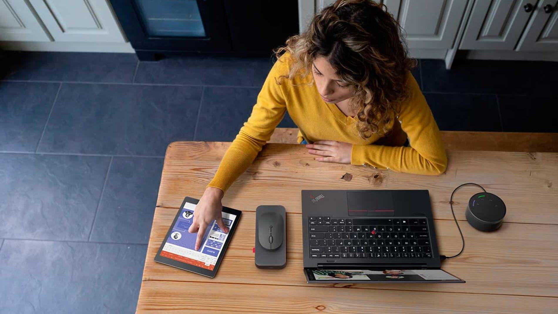 Nuevos dispositivos gama Lenovo Go
