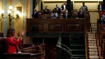 Teresa Ribera ley cambio climático efe
