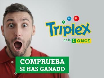 Triplex de la ONCE   Comprueba los resultados de hoy, jueves 3 de junio de 2021