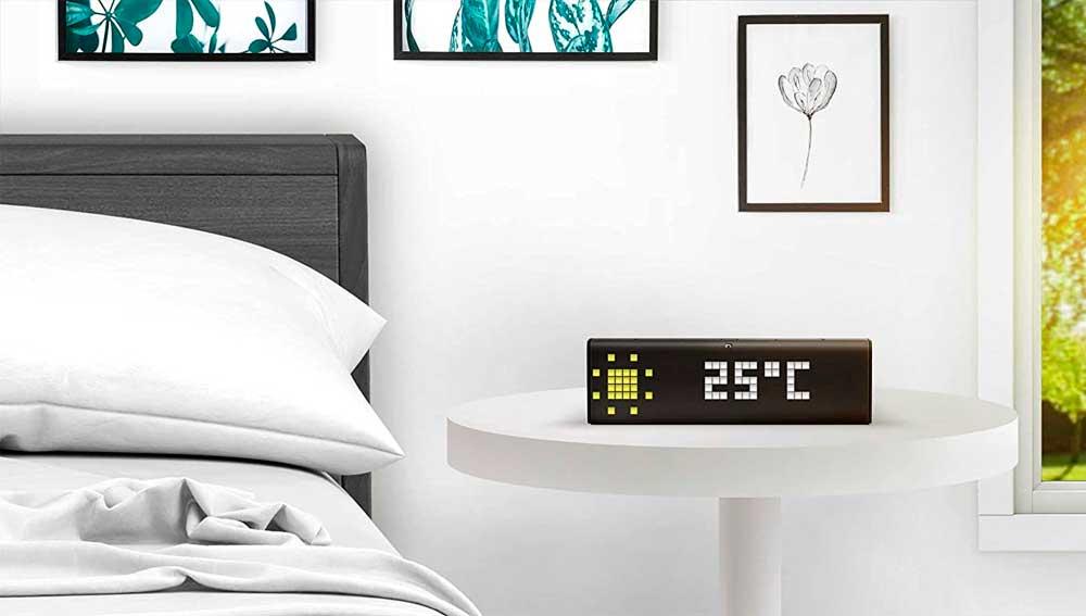 LaMetric Time Reloj