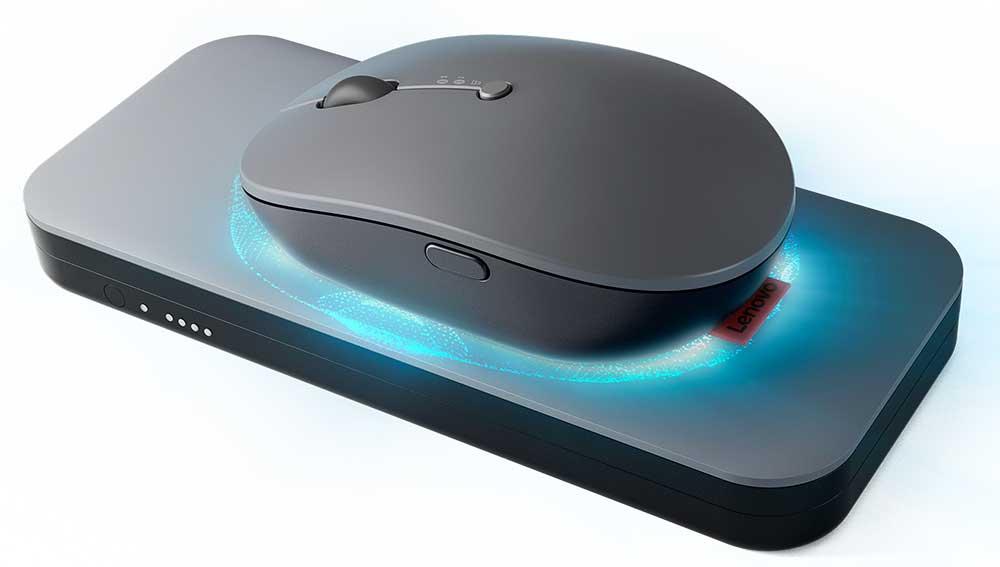 Lenovo Go Wireless multi dispositivo