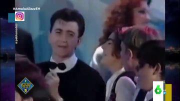 Cuando un joven Pablo Motos participó en el Festival de Benidorm: compuso una canción y formó parte del coro