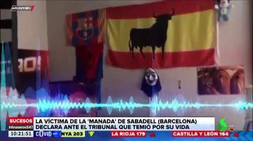 """El duro relato de la víctima de la 'manada de Sabadell': """"Me violó y sin tiempo para reaccionar, entró otro individuo en la habitación"""""""