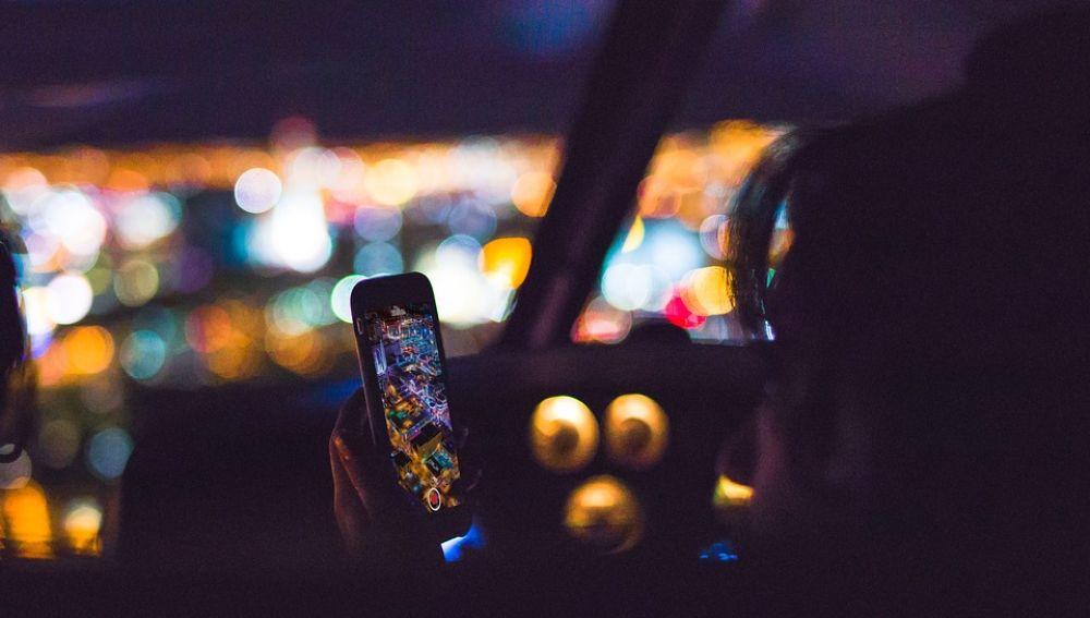 Nuevas multas por el uso del móvil