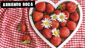 Imagen de archivo de fresas