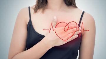 enfermedad cardiaca en mujeres