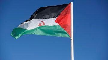 Bandera de la República Árabe Saharaui Democrática
