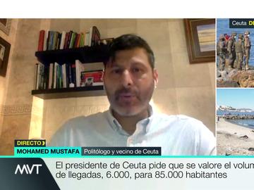 La contundente crítica de Mohamed Mustafa, politólogo y vecino de Ceuta