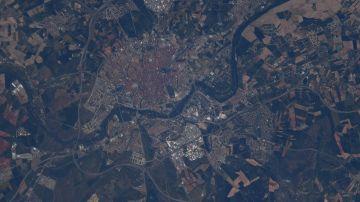 Salamanca desde el espacio