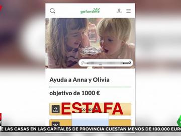 Alertan de una estafa con la que piden dinero para buscar a las niñas de Tenerife