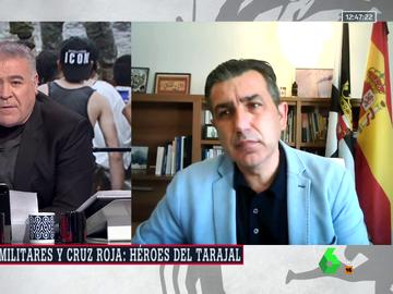 Carlos Rontomé, vicepresidente segundo de Ceuta
