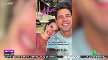 Los mensajes que apuntan a una posible reconciliación entre Diego Matamoros y Carla Barber