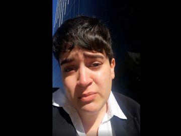 Alba narra en Instagram su terrible experiencia en Fitur