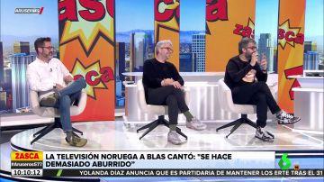 Aruser@s responde a la televisión noruega tras sus críticas a Blas Cantó por Eurovisión