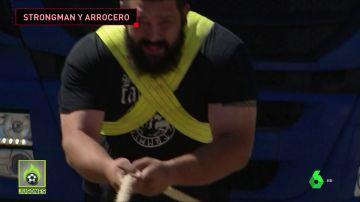 arrocero y strongman
