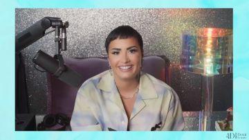 """Demi Lovato se identifica como género no binario: """"Me siento más fiel a la persona que sé que soy"""""""