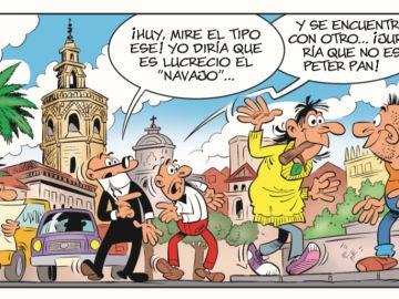 'Mortadelo y Filemón. Misión por España'