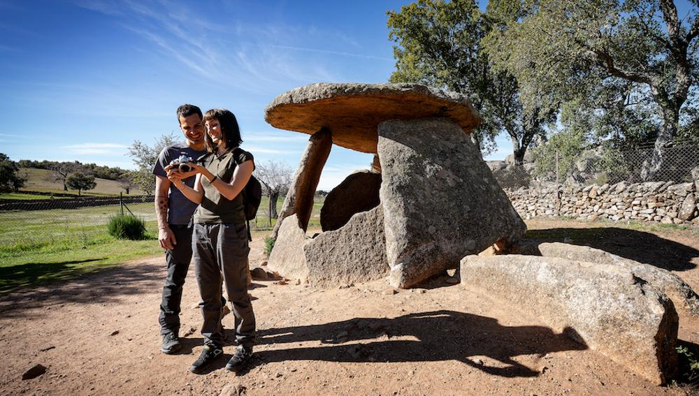 Restos prehistóricos, Cáceres