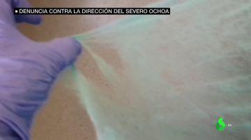 severo Ochoa denuncia