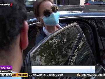Isabel Preysler se pronuncia sobre los rumores de infidelidad de Íñigo Onieva a Tamara Falcó