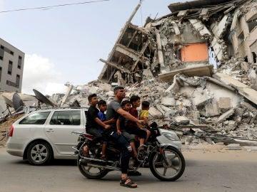 Primera mañana de calma entre Israel y Gaza tras la entrada en vigor del alto el fuego