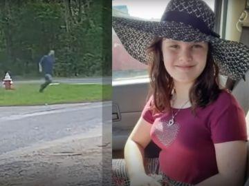Alyssa, la niña que escapó de un secuestro en Florida