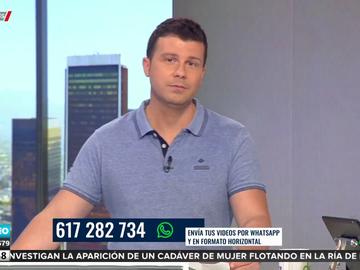 La advertencia de Marc Redondo sobre las buenas temperaturas y los cambios de armario