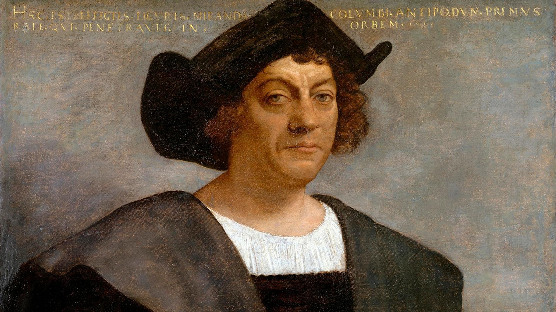 Posible retrato de Colón