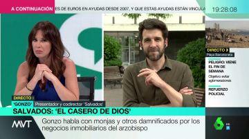 """Salvados desvela los negocios inmobiliarios del arzobispo de Oviedo: """"Aplica hasta técnicas parecidas a las de 'Desokupa'"""""""